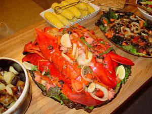 Gastronomía En Rosarito