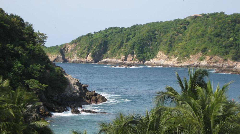 Puerto Ángel