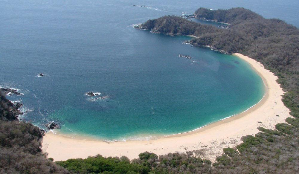 Bahía De Chachacual