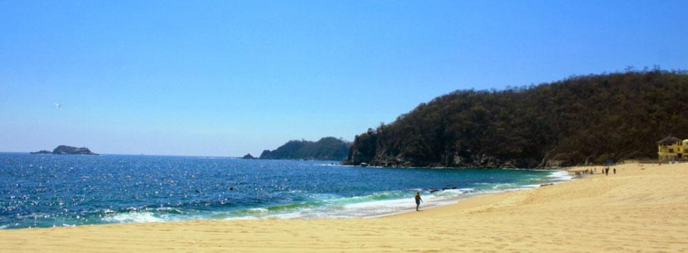 Bahía de Chahué