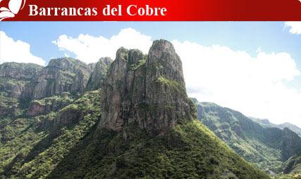 Barrancas Del Cobre, Chihuahua