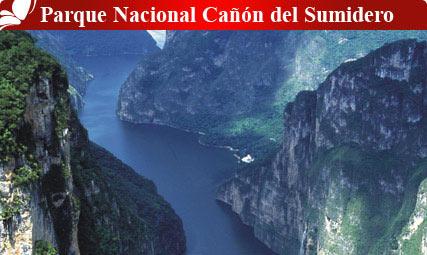 Parque Nacional El Cañon Del Sumidero, Chiapas