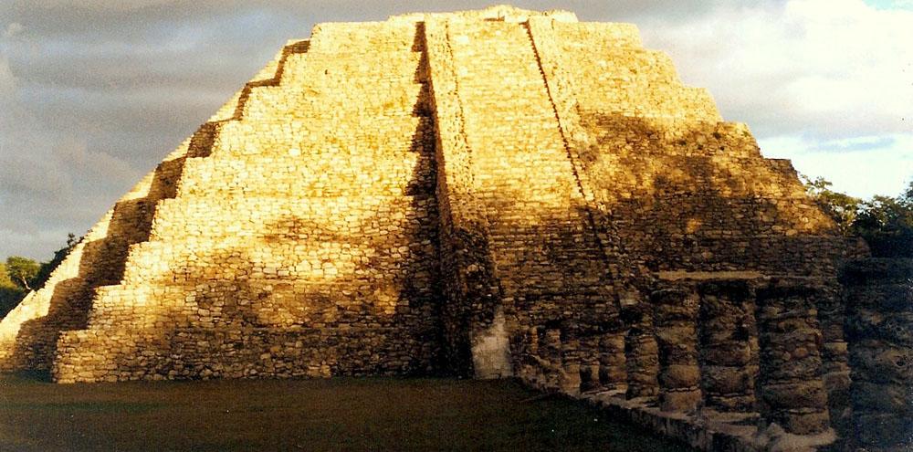 Mayapán Ciudad Amurallada