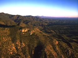 Sierra De Ajos Bavispe