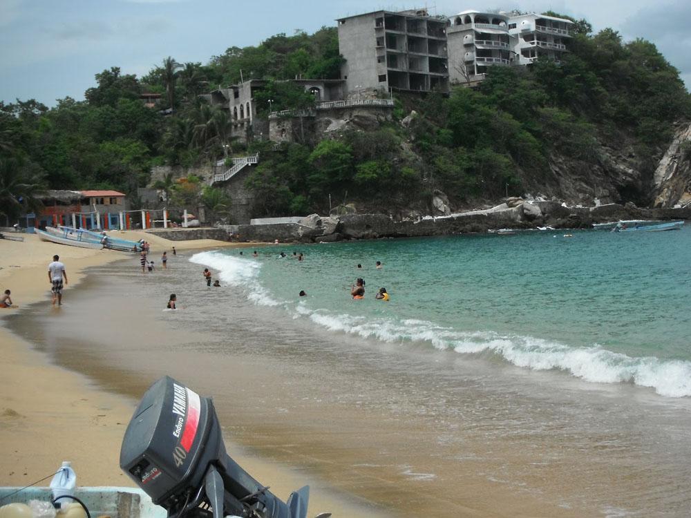 Playa Del Panteón