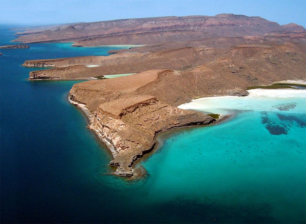 Isla Del Espíritu Santo