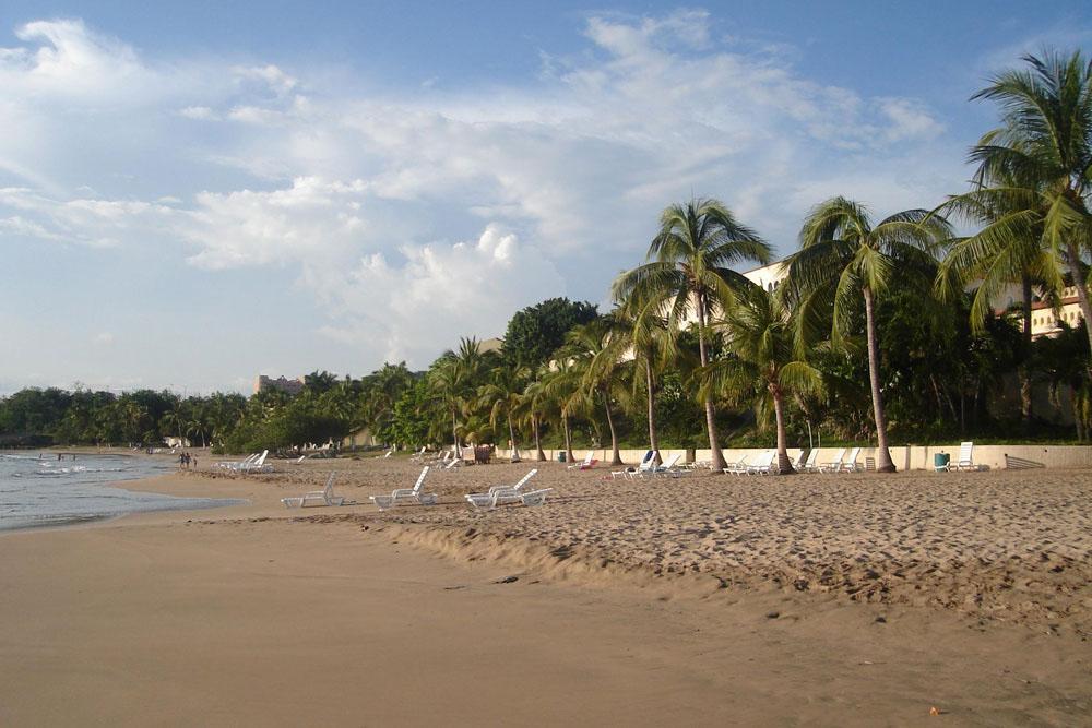 Playa La Barrita