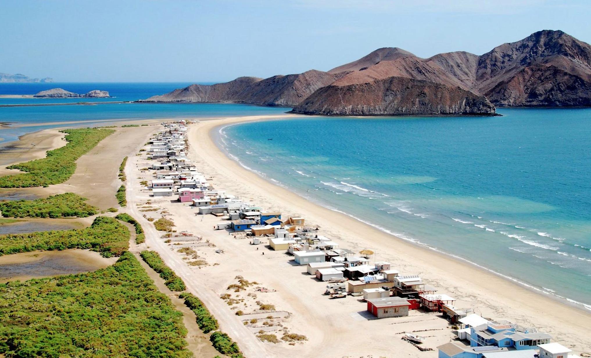 Bahía de San Luis Gonzaga