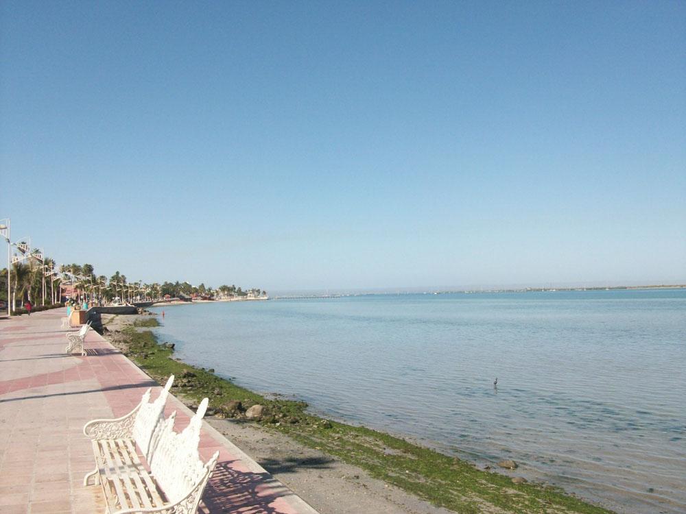Malecón Álvaro Obregón