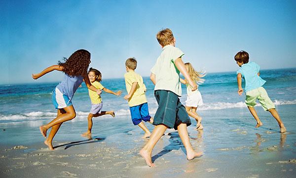 Puerto Escondido Para Niños