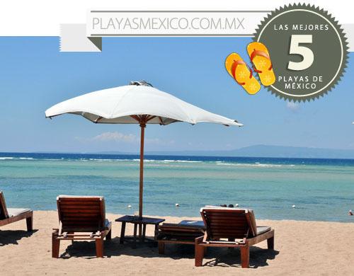 Las 5 Mejores Playas Para Acampar En México
