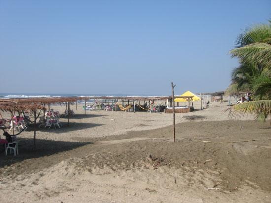 Los Barriles, Baja California Sur (para Aprender Surf De Remo)
