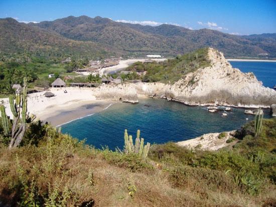 Fotos De Playa Maruata Michoacán