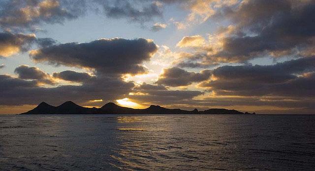 Islas De San Benito Y Sus Bosques Submarinos