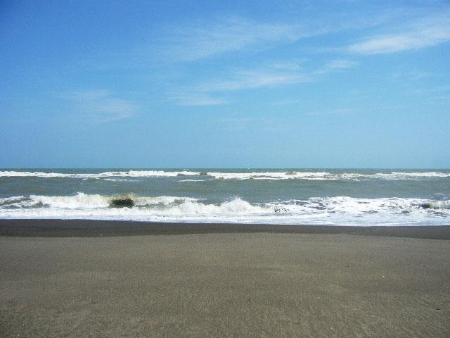 Playa Lechuguillas En Veracruz
