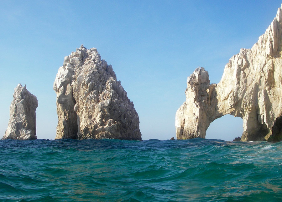 El Arco De Los Cabos, ícono De Baja California