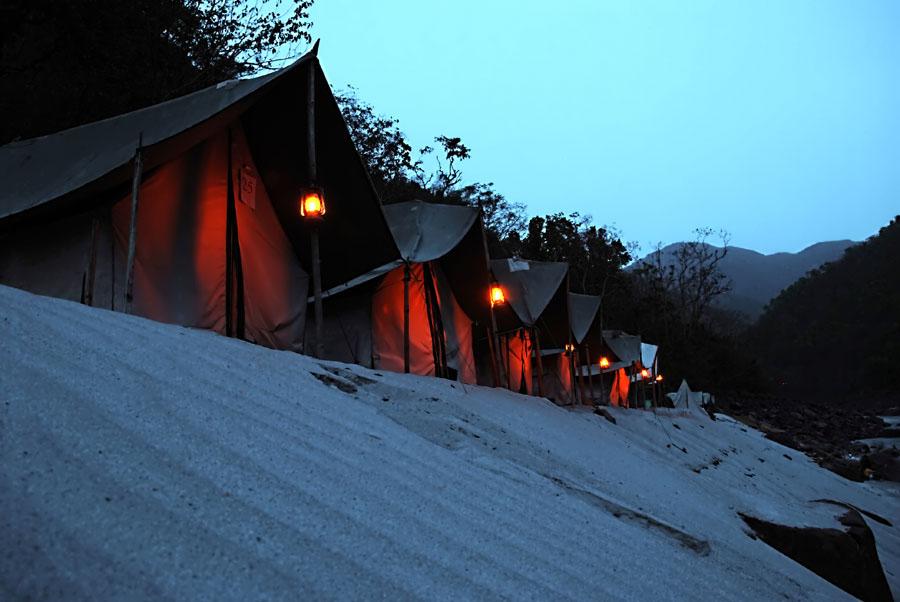 Disfruta Del Camping En Acapulco
