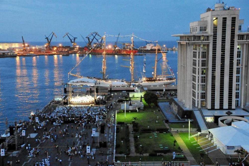 Los Puertos De Veracruz