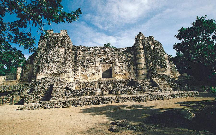 Isla De Jaina, Campeche