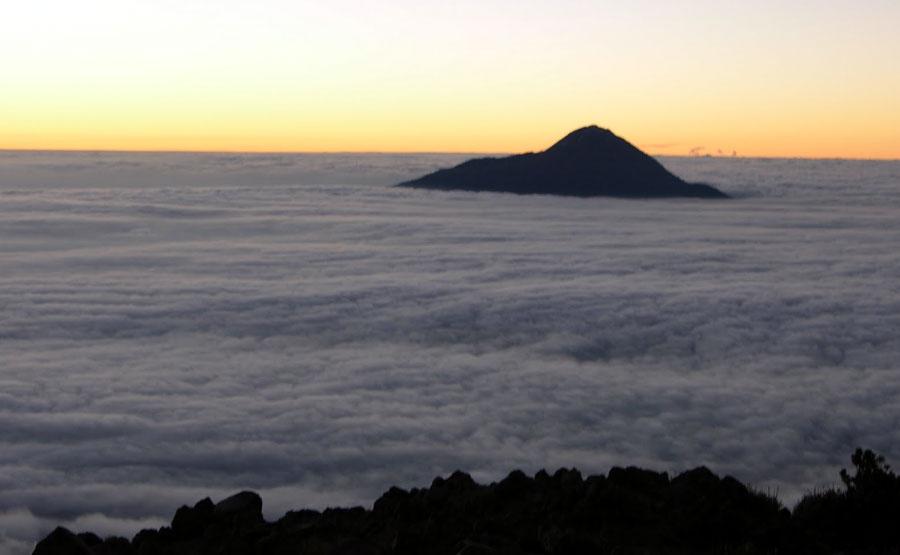 La Ruta Del Volcán, Chiapas