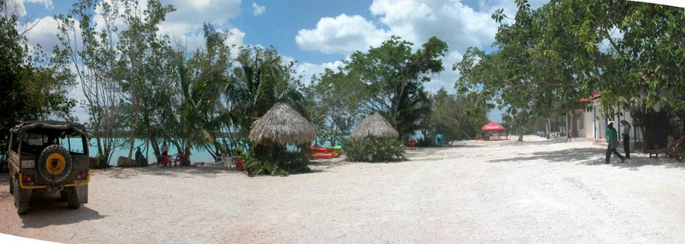 Parque Uch Ben Kah, Quintana Roo
