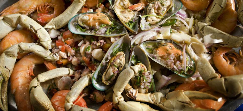 Gastronomía En La Costa Esmeralda