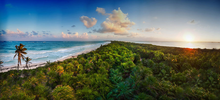 Reserva De La Biósfera De Sian Ka'an, Quintana Roo