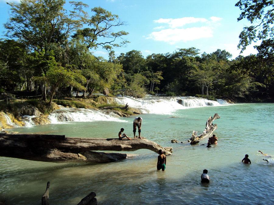 Reserva Ecológica Cascadas De Reforma, Tabasco