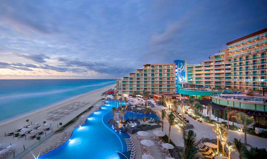 Los Mejores Hoteles De Cancún