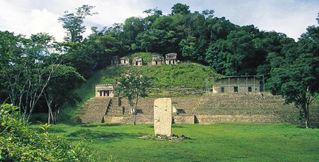 Monumento Natural Bonampak, Atractivo Arqueologico De Chiapas