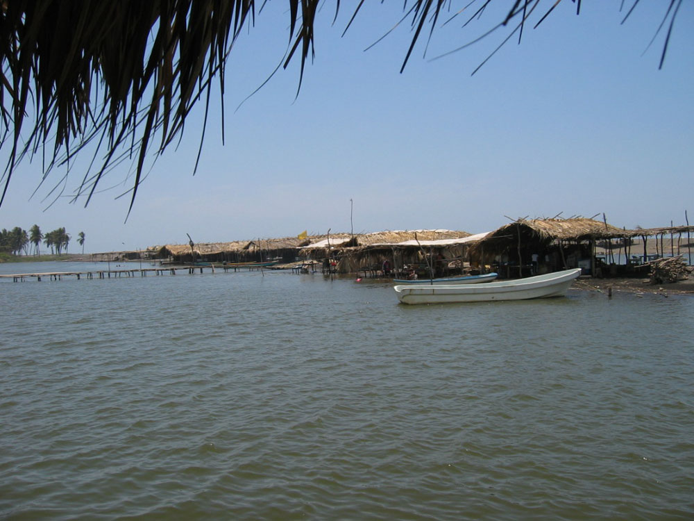 Barra San Simón