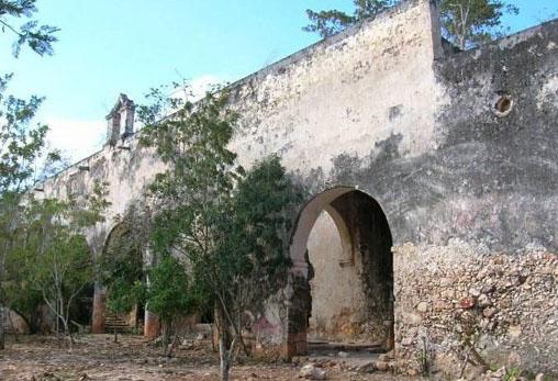 Hacienda San Antonio Yaxché, Campeche