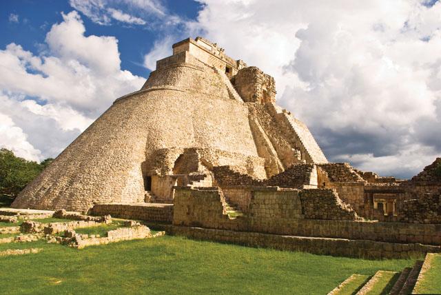 Uxmal La Gran Pirámide