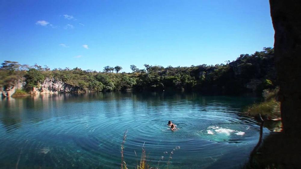 Cenote Chukumaltik, Chiapas