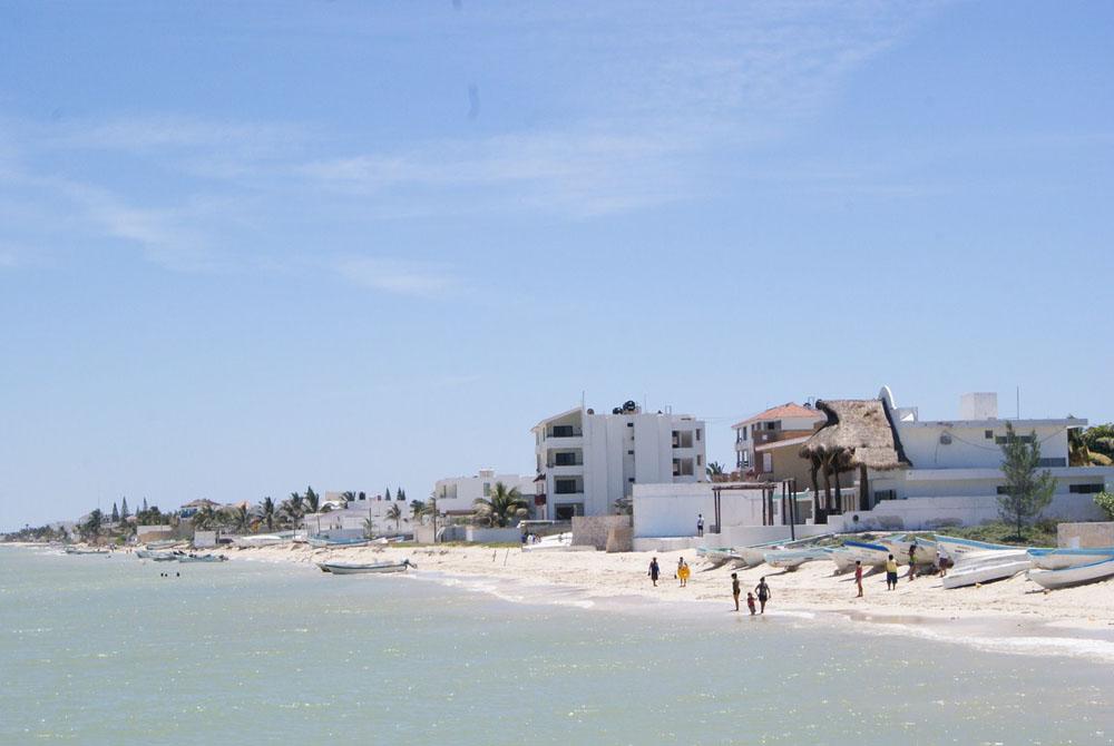 Galeria De Fotos De Chelem Yucatán