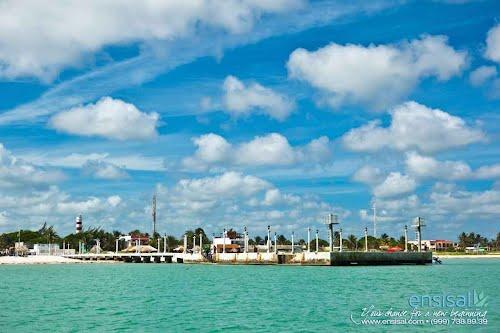 Galeria De Fotos De Sisal Yucatán