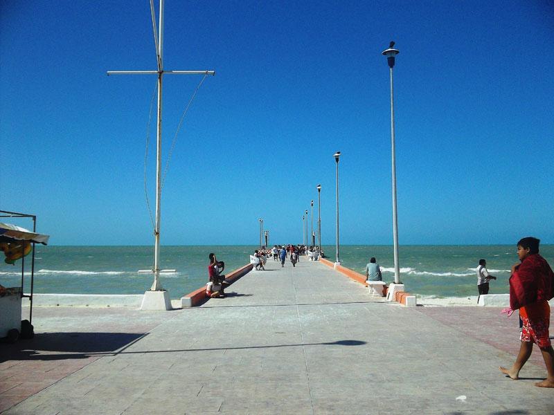 Galeria De Fotos De Telchac Puerto