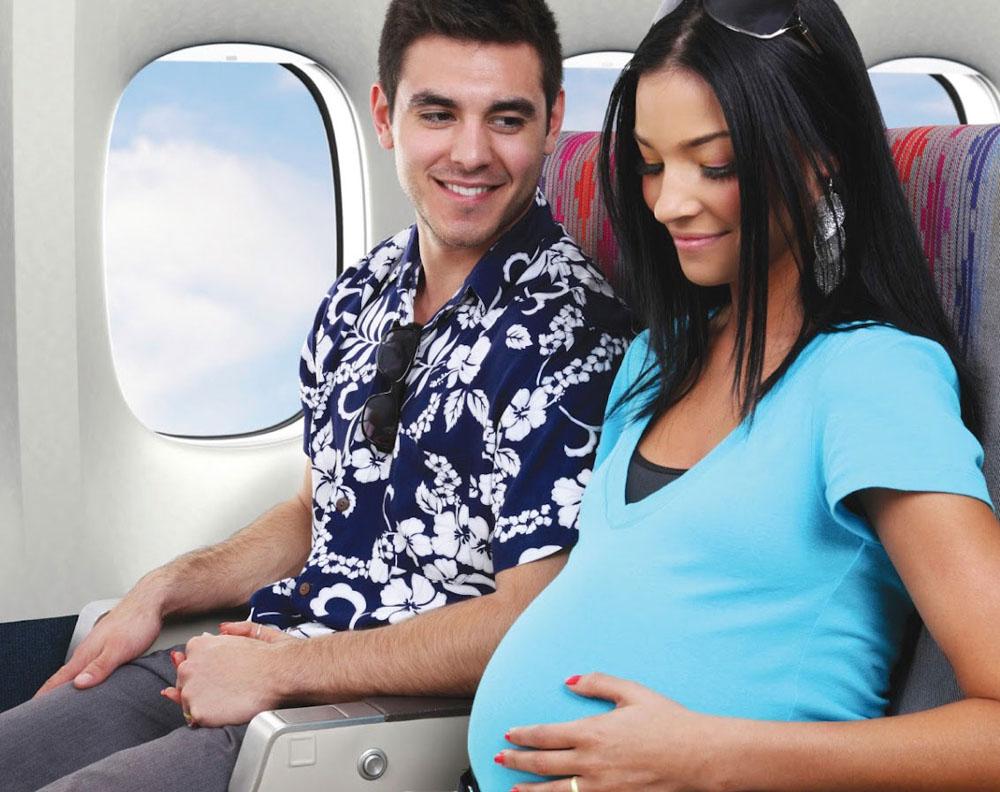 Seguridad Al Viajar Estando Embarazada