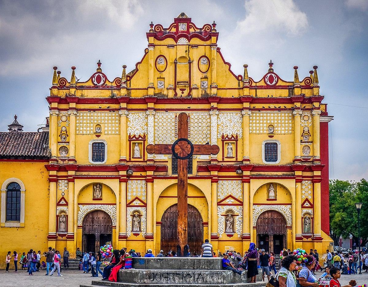 San Cristóbal De Las Casas El Centro De Chiapas
