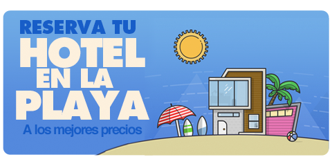 Reserva Hotel Playas Mexico