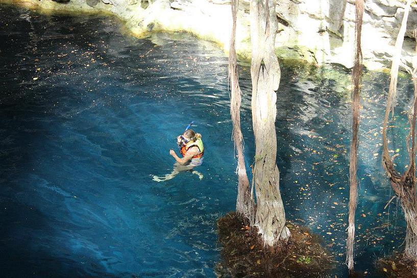 Los 7 Cenotes De San Geronímo En Yucatán
