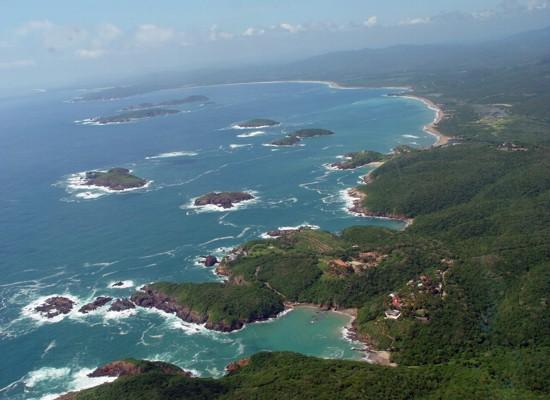 Fotos De Bahía De Chamela