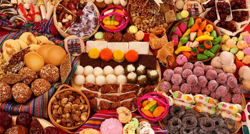 Dulces Tradicionales Mexicanos Para Las Fiestas Patrias