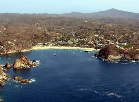 Fotos De Bahía De Tangolunda Oaxaca