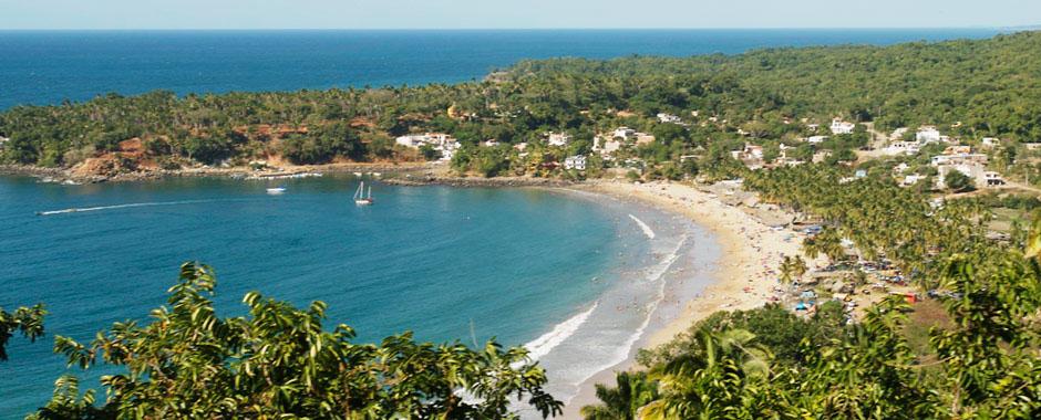 10 Mejores Playas En México Para El Descanso Y La Convivencia Familiar