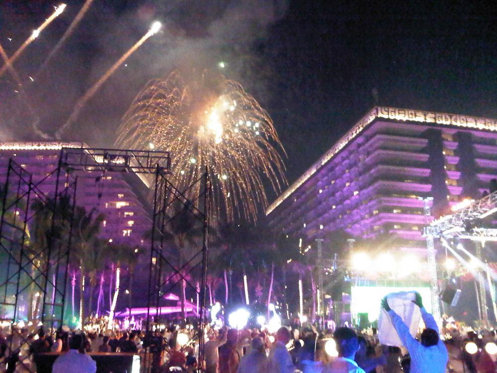 Año Nuevo En Acapulco, Guerrero