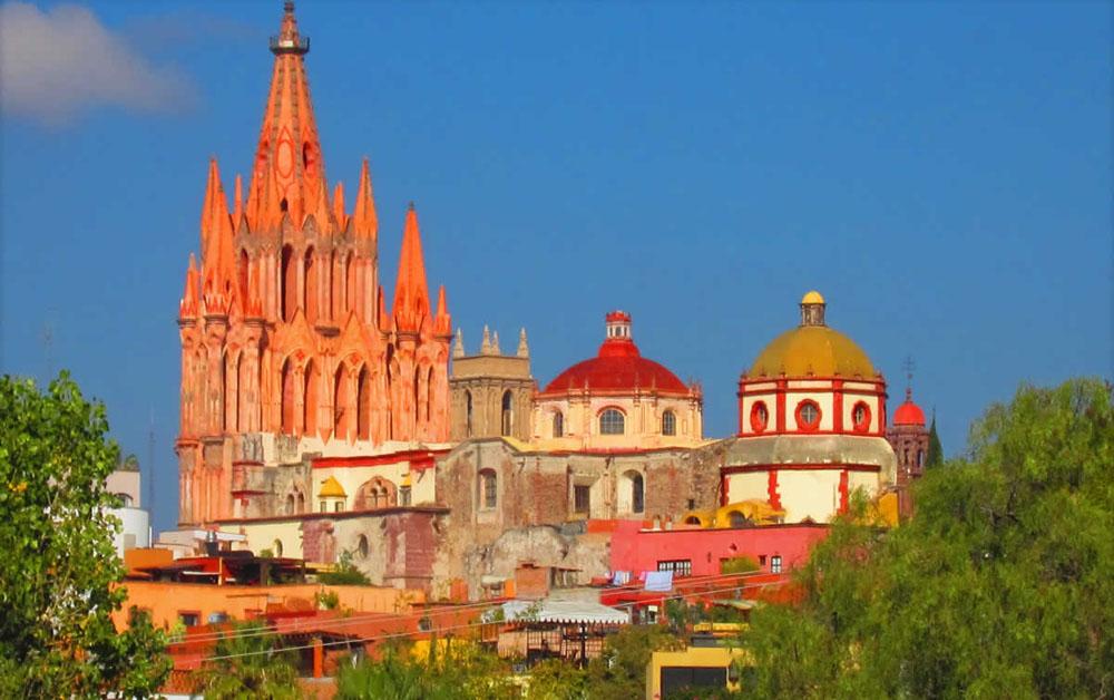 Qué Visitar En San Miguel De Allende