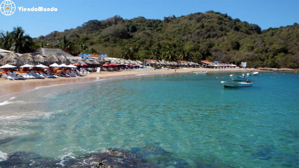 Fotos De Playa Coral Guerrero