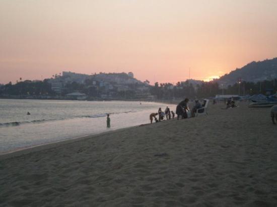 Fotos De Playa Hornos Guerrero