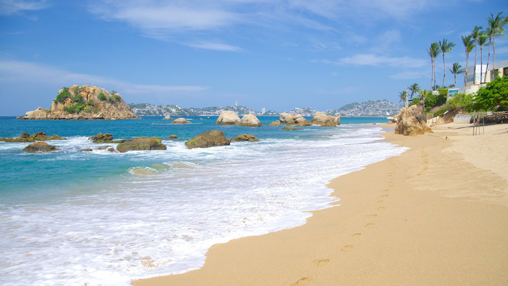 Fotos De Playa La Condesa Guerrero